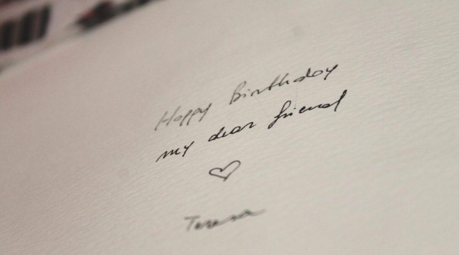 Dubbio n.21: scrivere è un atto d'amore o di egoismo?