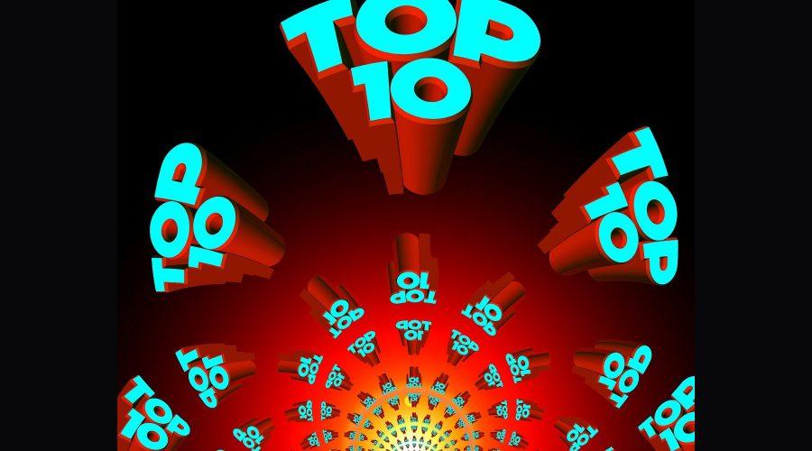 Top ten dei post più letti del 2016: che cosa vi è piaciuto e perché