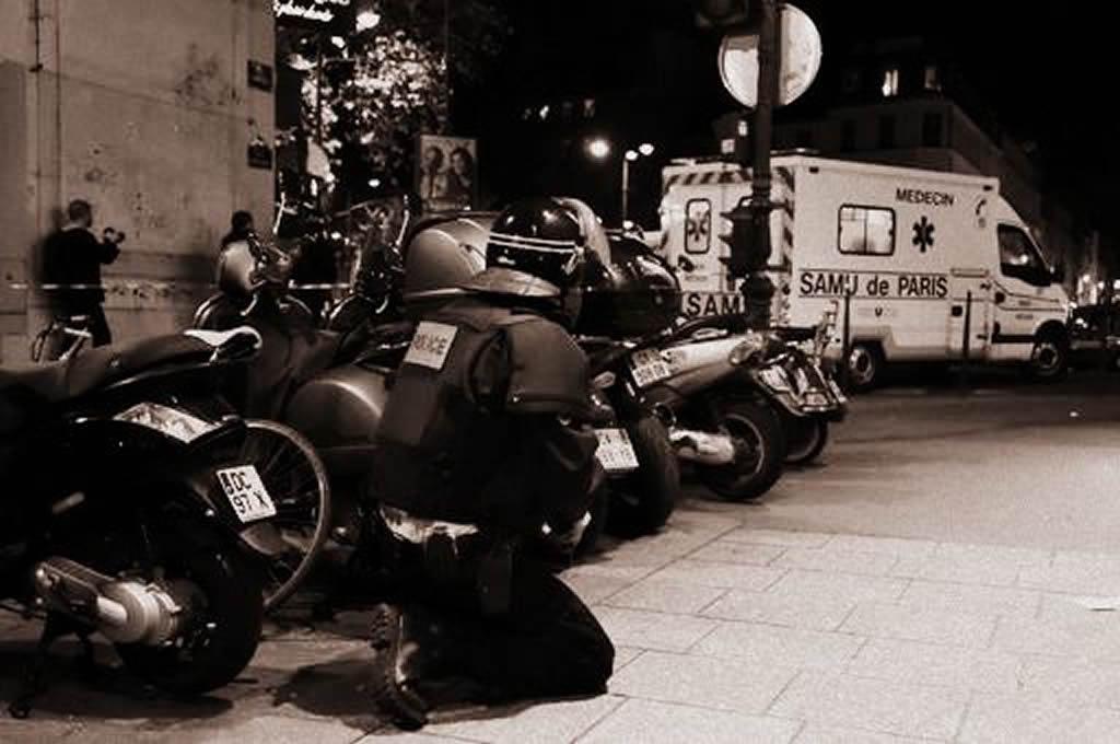 Venerdì sera, Parigi