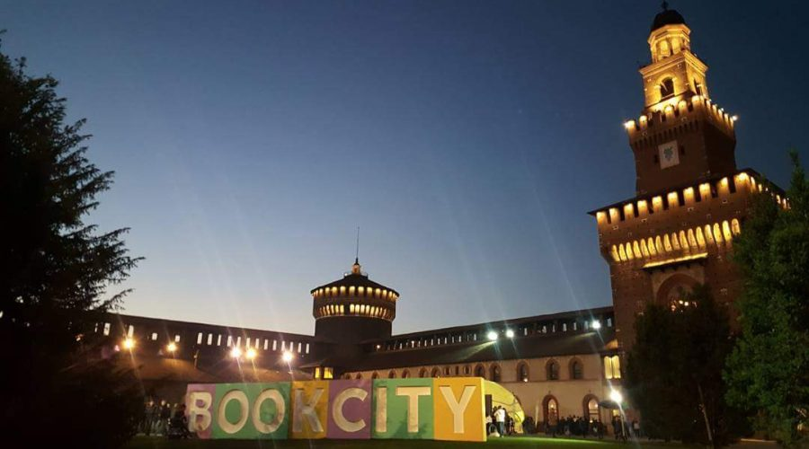 A Bookcity, in the name of love
